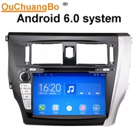 Ouchuangbo 10.1 inch car audio player fit for Great wall C30 2013 support android 6.0 radio gps navigation Bluetooth USB wifi