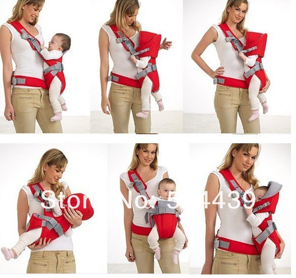 Drop Shipping Free shipping,New  Front Baby Carrier, Infant Carrier  Backpack Sling Wrap Harness Infant Carrier Baby backpack