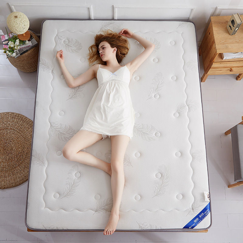 FangHua Student dormitory Foldable Thicken Tatami single double Mattress For Family Bedspreads King Queen Twin Full Size