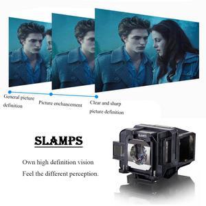 Image 3 - Hohe Qualität ELPLP78/V13H010L78 Ersatz projektor lampe mit Gehäuse für EPSON EB 945/X24/965/S17/ s18/EH TW410 EB X200 H552B