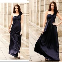 Sexy Women Long Dress Party Evening long Dress 2019 Appliques Banquet Party Dress Stunning Satin Prom long Dress dress