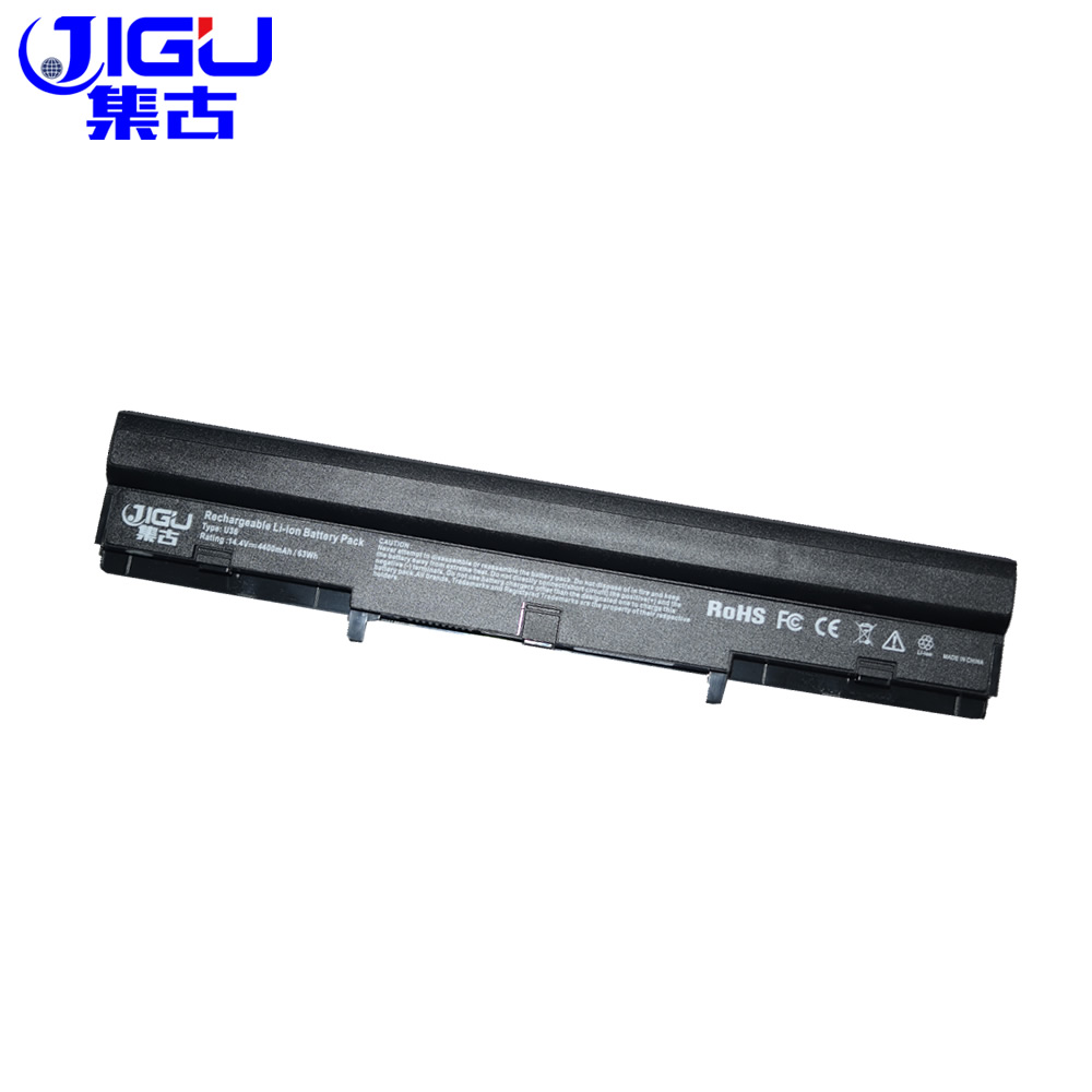 JIGU Special Price New 8 cells Laptop Battery for ASUS U36 U36J U36JC U36S U36SD 4INR18/65 4INR18/65-2 A41-U36 A42-U36