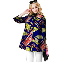 Personal Tailor Women Fashion Outwear African Print Dashiki Clothes Custom Exquisite Tailoring Design Coat Africa Clothing