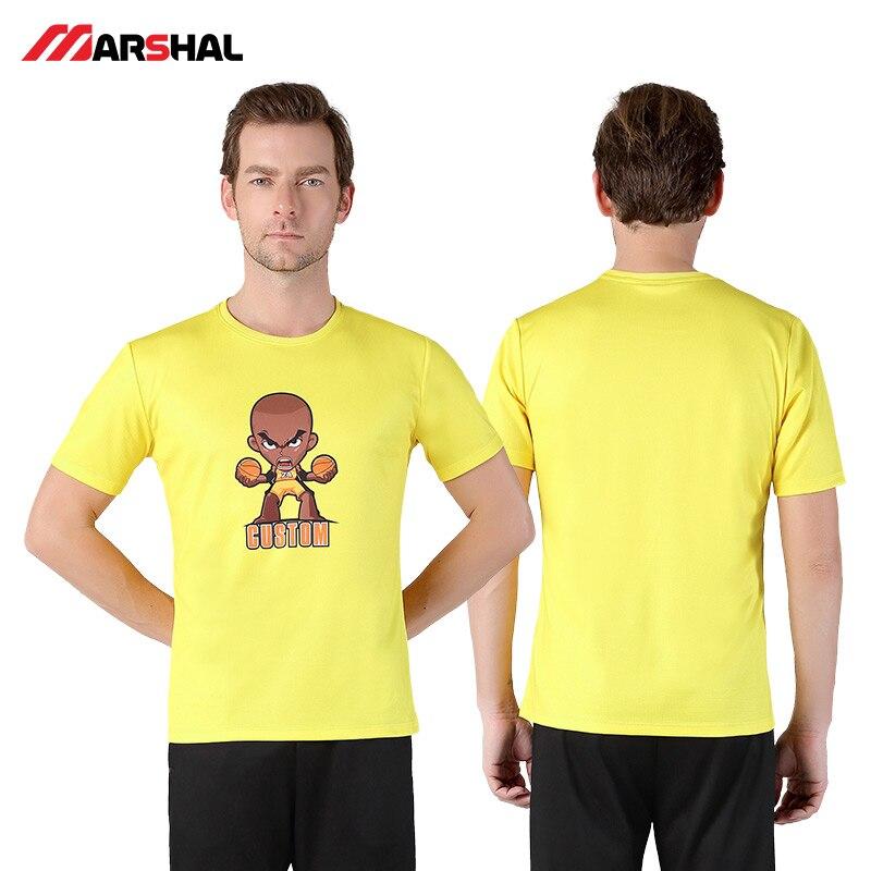 Zhouka Degli Uomini Di Modo Di Formazione T Shirt Per Il Calcio Corsa E Jogging Giallo Stampa A Sublimazione Shirt In Jersey Di Calcio Manica Corta Magliette E Camicette Prezzo Moderato