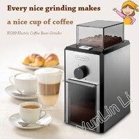 Кофе в зернах для кофеварки шлифовальные станки Нержавеющая сталь двойной диск шлифовальный эспрессо кофе мельница для домашнего и коммер