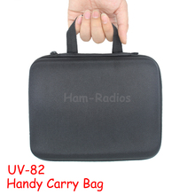 Двухстороннее радио с учетом ящик для хранения/handy carry bag carring чехол для baofeng уф-8 уф-82 уф-89 uv-82hp uv-82tp walkie talkie
