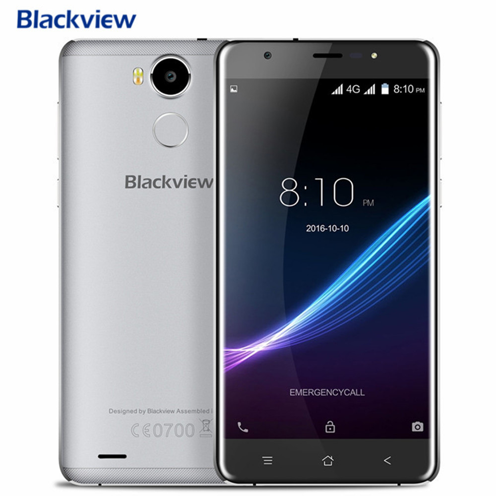 Blackview R6 5 5 inch FHD 4G Telephone Android 6 0 MTK6737T Quad Core 3GB RAM