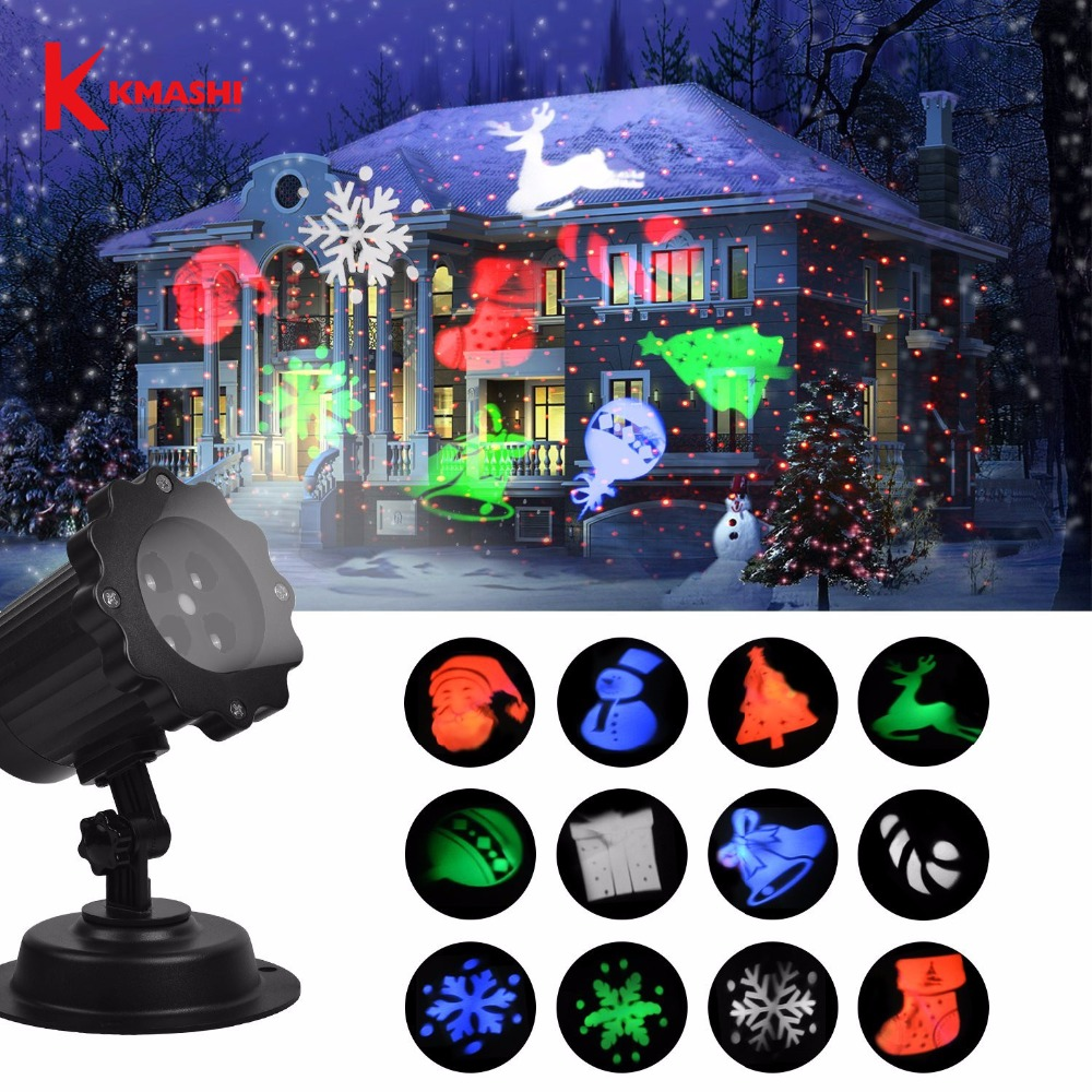 Kmashi LED Christmas Lights Decoration led Red Laser Projection Light christmas led Projector Lights outdoor Waterproof IP65 bülent ceylan ilshofen