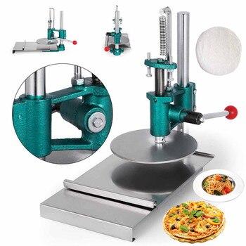 7.8'' Big Roller Dough Sheeter Pasta Maker Household Pizza Dough Manual Pastry Press Machine