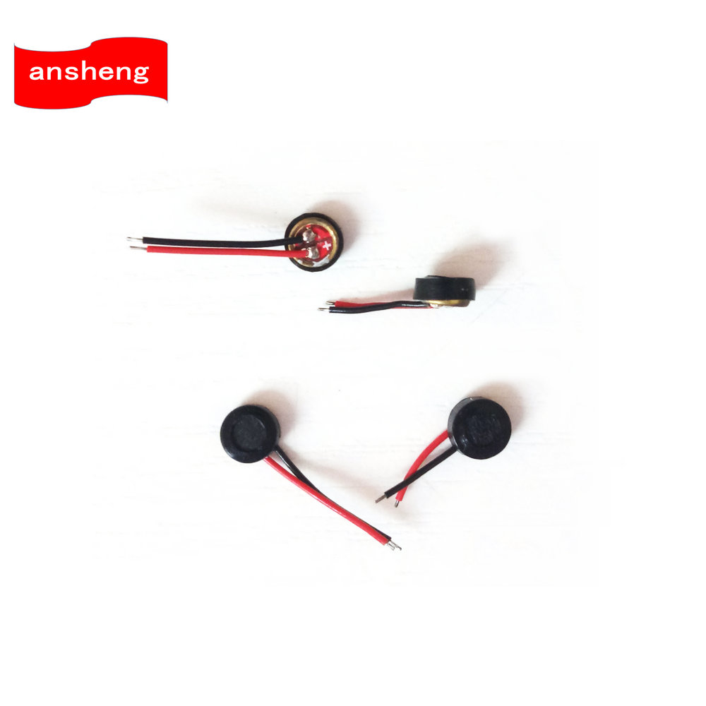 2 pieces/lot High Quality Mic speaker microphone