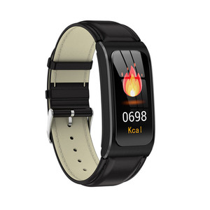 Image 3 - Smart Wristband AK12 IPS Color Screen Bluetooth Fitness Bracelet for Men/Women Sphygmomanometer Menstrual Cycle Activity Monitor