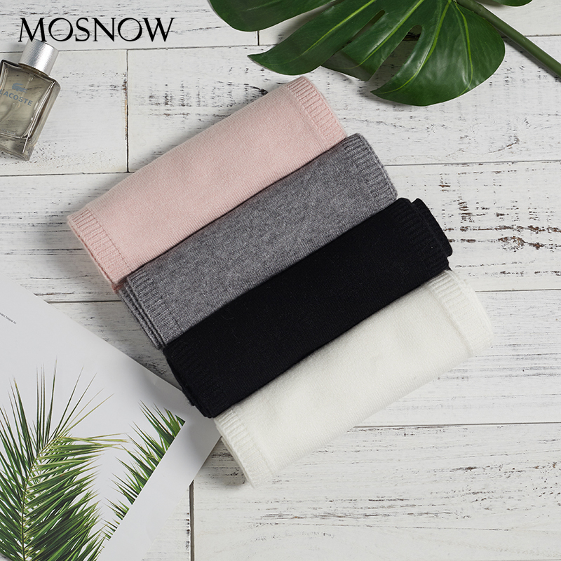 Children Scarf Classic Solid Kid Scarves Winter Cashmere Girl And Boys Wool Shawls 2019 New Fashion Brand Knitting Wool Scarf