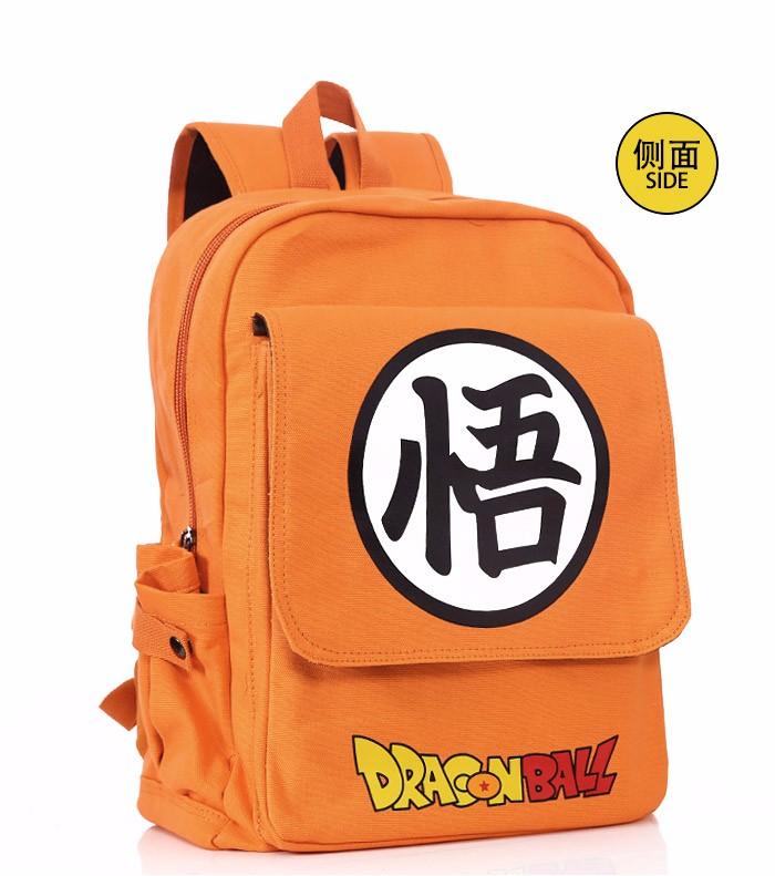 Orange Awesome Dragon Ball Z Gift Bag