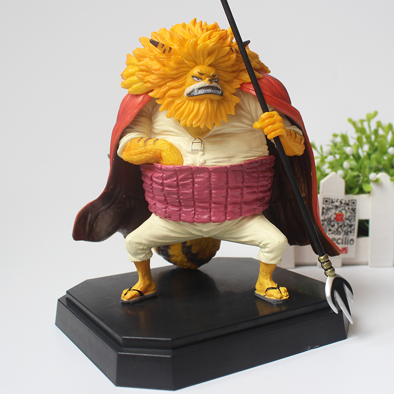 Hot One Piece Master Cat Viper pvc Action Figure cat Collection Model toy large 24x24 cm simulation white cat with yellow head cat model lifelike big head squatting cat model decoration t187