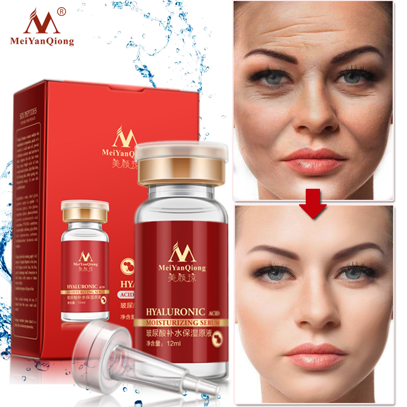 High Quality Hyaluronic Acid Serum Face Care cream whitening Treatment skin care Acne Pimples Moisturizing Anti Winkles Aging elizavecca witch piggy hell pore control hyaluronic acid 97% moisturizing face cream skin care whitening ageless anti winkles