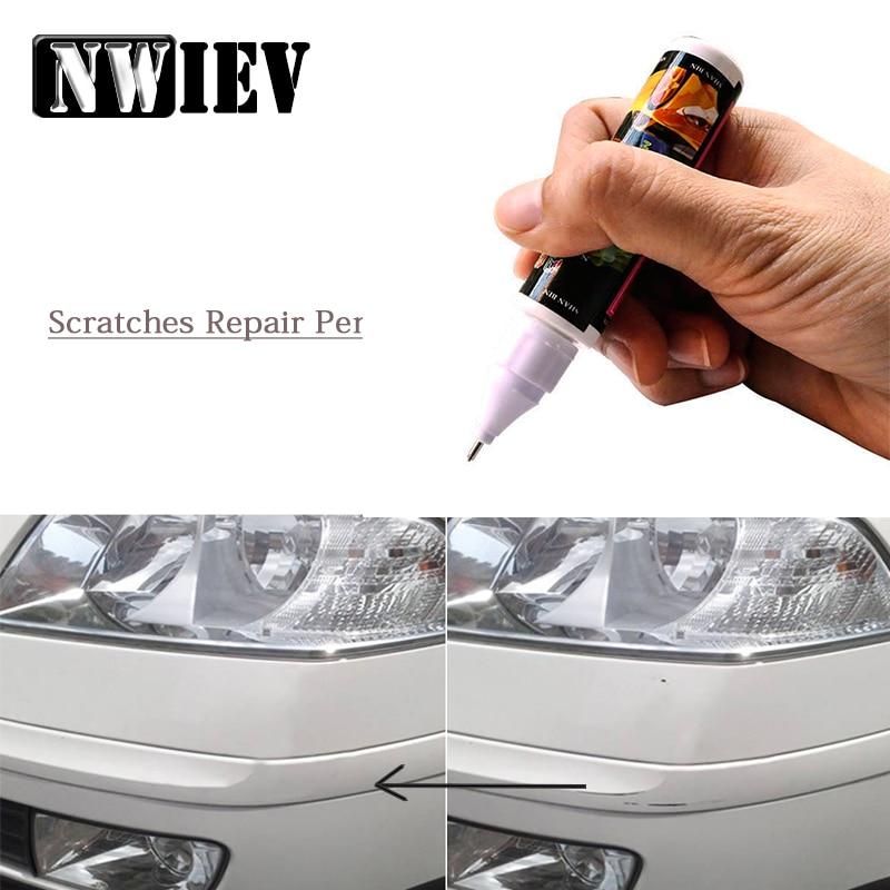 Auto Car Scratch Repair Paint Pen Fix It Pro Tools For Toyota Avensis Rav4 Audi A4 Q5 Q7 A6 Lifan X60 Renault Captur Skoda Yeti