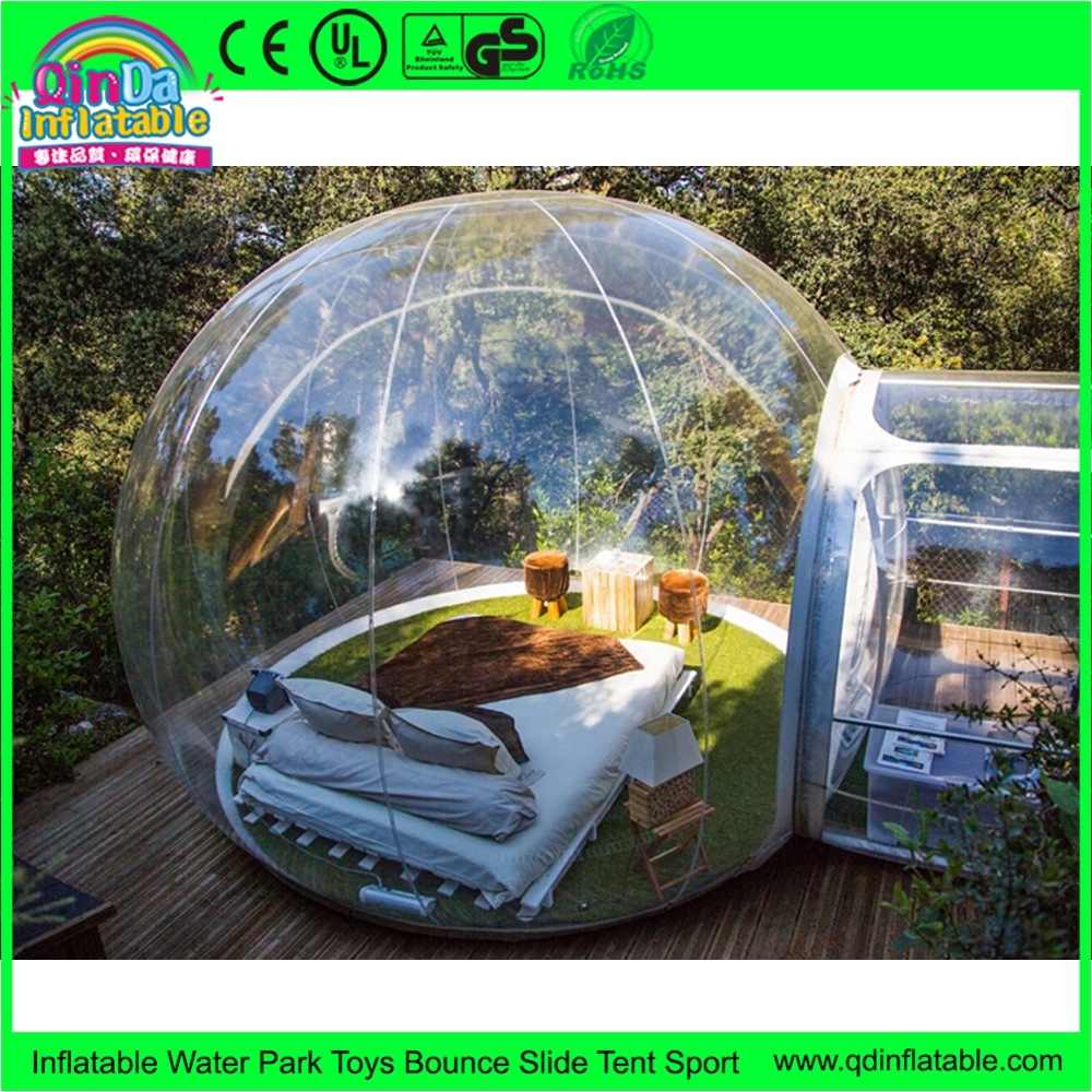 High quality inflatable clear bubble camping tent for outdoor events high quality inflatable clear bubble camping tent for outdoor events