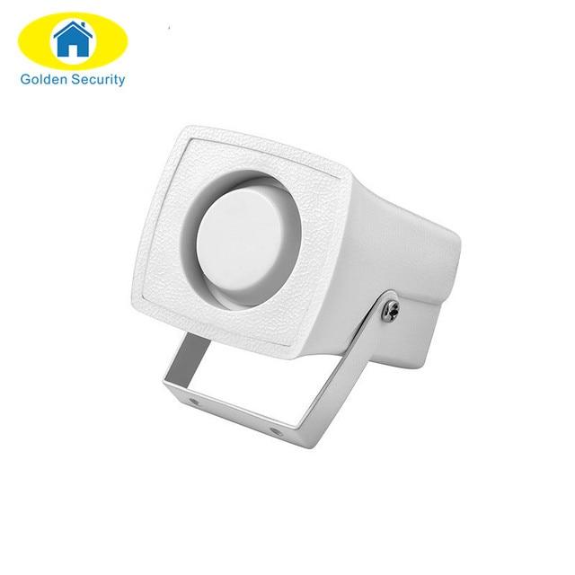 Golden Security G90B GSM Wifi Home Alarm System 2G Wireless Security Alarm SMS Alert alarm system PIR Sensor White Sirens