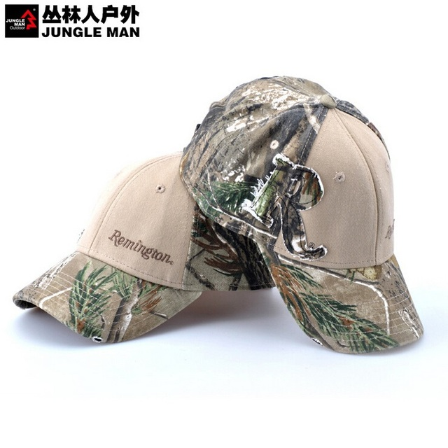 Selva hombres Remington nuevo Bionic gorra de béisbol del camuflaje del  Color del encanto de hacer 63e60f1110ef