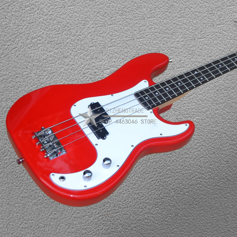 Chibson basse guitares Rickenback Semi-fermé bouton Basswood 22 vente chaude Guitarra meilleur prix Top 2018 nouvelle sortie d'usine
