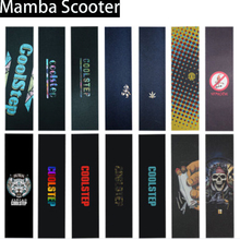 Skateboard Electric Scooter Griptape Stickers Non-Slip Skate Board Rough Sandpaper 84*23cm Fish Board Longboard Grip Tape Paster(China)