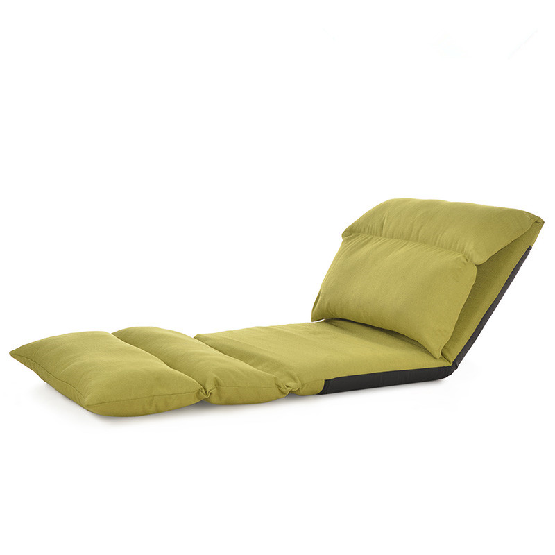 Moderne Lounge Stoel.Floor Foldable Chaise Lounge Chair Living Room Furniture Modern