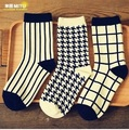 free shipping Eat goods world  cute thin section cotton female socks, absorbent, breathable socks spring and summer Meng Departm