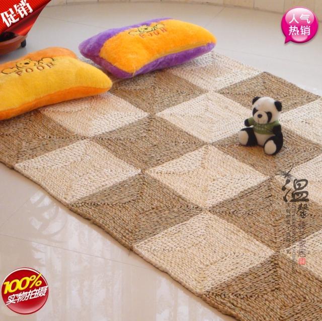 tapis de paille en tresse antiderapant tapis de paillasse tapis de paille de pointe tapis antiderapant