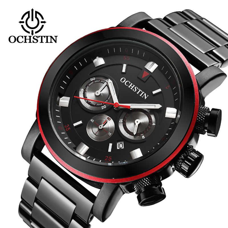 Relojes deportivos para hombre, reloj de marca de lujo, relojes de pulsera casuales multifunción para hombres, relojes Masculinos