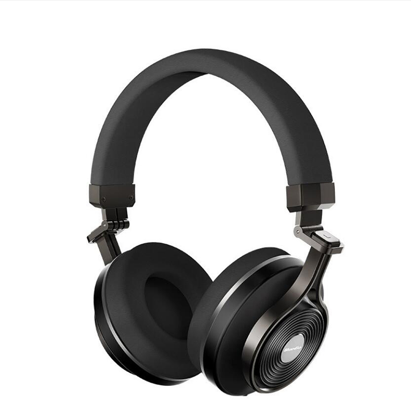 New T3 Plus Leisure and Entertainment Wireless Bluetooth Headphones with Microphone SD Card Slot MP3 Bluetooth Headphone Headset ks 508 mp3 player stereo headset headphones w tf card slot fm black