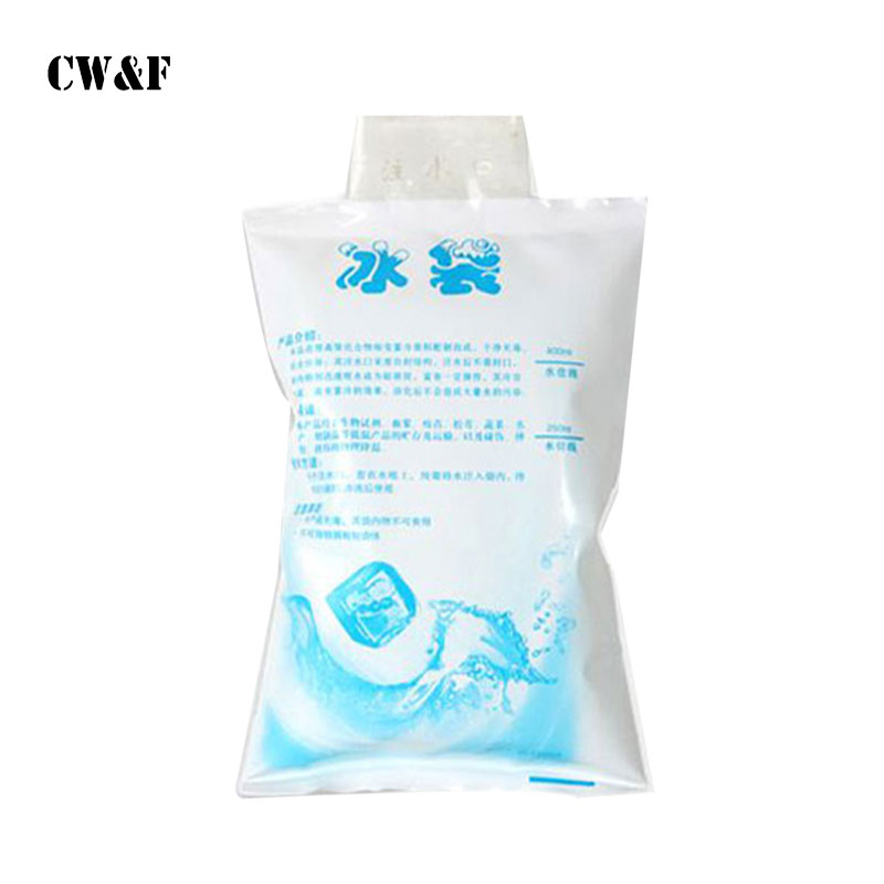 new 10pcs 400 ml small reusable gel ice packs for lunch bag high quality ice - Reusable Ice Packs