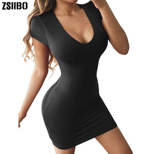 Wipalo Plus Size Women Sweetheart Neck Cold Shoulder High Low Mini Winter Dress