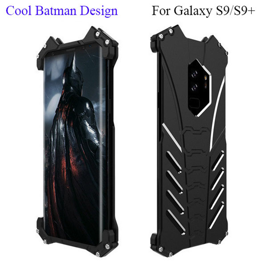 For Samsung Galaxy S9 Case Batman Metal Case For Samsung