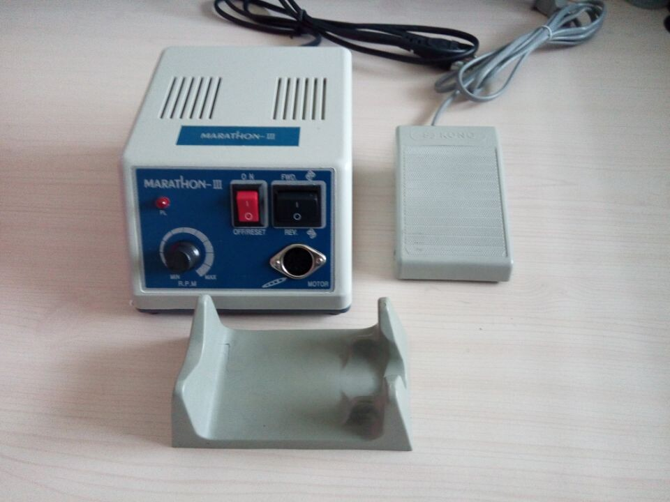 Dental Lab MARATHON Micromotor Machine N3 110 220V