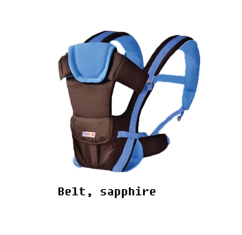 multifuncional ergonomico canguru respiravel alca de bebe 04
