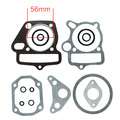 Fits For LIFAN 140 Gasket Complete rebuild head gasket kit set 140cc for Motorcycle Bike
