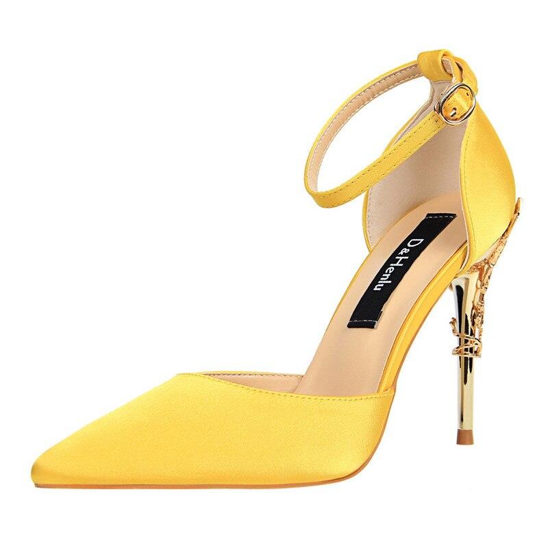 {D&Henlu} New Summer Shoes Woman Women