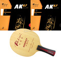Ракетка Pro Combo Настольный теннис Палио энергии 03 с 2 шт. Настольный теннис Палио AK47 желтого цвета
