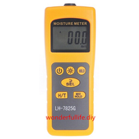 Moisture Meter Grain Thermometer Hygrometers Hot specialized FOR Rice Corn Paddy Wheat Humidity