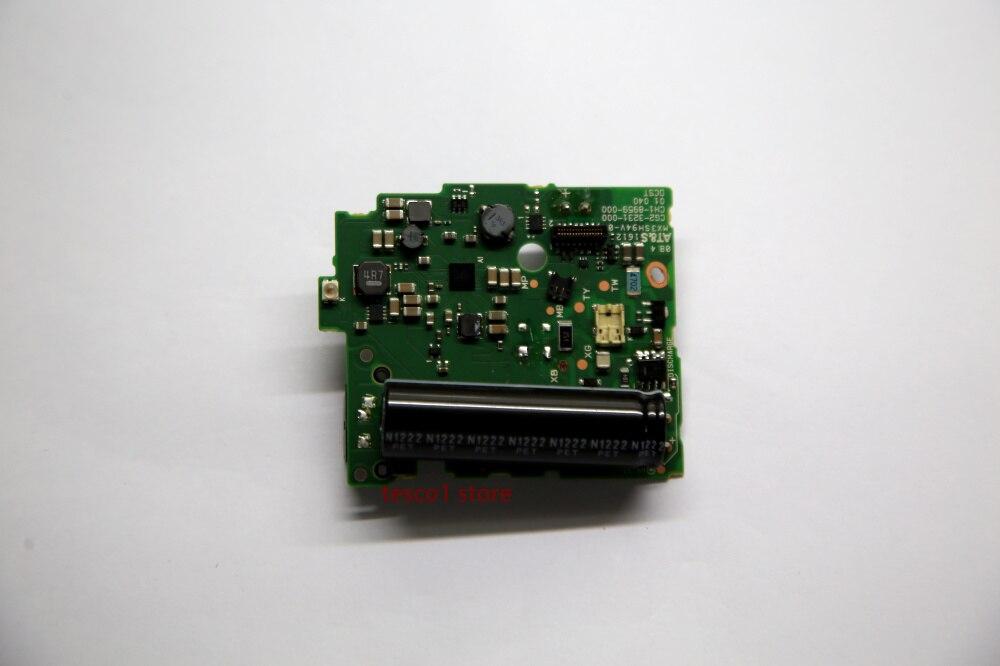 Boîtier de batterie de carte DL de Circuit d'alimentation cc/cc Original pour appareil photo Canon EOS 650D T4i