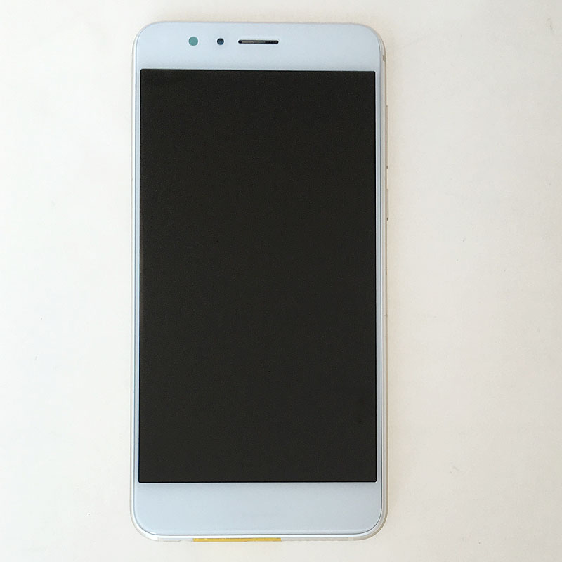 White LCD Display Glass Touch Screen Digitizer Assembly+Frame For HuaWei Honor 8 NEWWhite LCD Display Glass Touch Screen Digitizer Assembly+Frame For HuaWei Honor 8 NEW