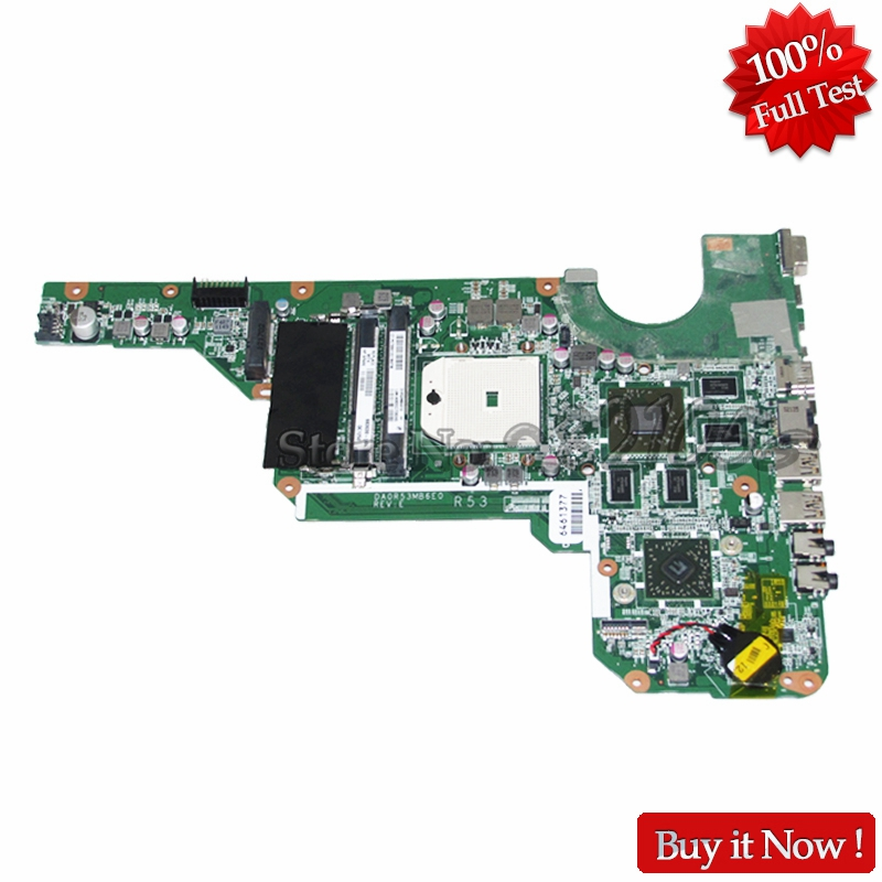 NOKOTION Laptop motherboard for HP G4 G6 G7-2000 683030-501 DA0R53MB6E0 R53 Socket FS1 DDR3 HD7670M 1GB Fully test 683029 501 683029 001 main board fit for hp pavilion g4 g6 g7 g4 2000 g6 2000 laptop motherboard socket fs1 ddr3