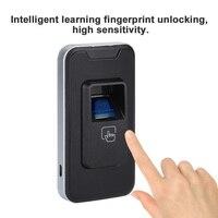 Smart Security Intelligent Learning Office Home Drawer Door Tool Fingerprint Shoe Anti theft Sauna Keyless Cabinet Lock