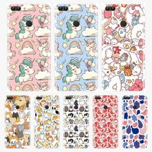 Soft TPU Case For Huawei P8 P9 P10 P20 P30 Lite 2017 Silicone Phone For Huawei P9 Lite Mini P10 P Smart Plus 2019 P20 Pro Cover стоимость