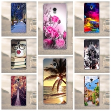 Phone Cases Cover for Lenovo Vibe P1 Back Cover for Fundas Lenovo Vibe P1 Cover TPU Soft Luxury 3D Printed Mobile Phone Cases