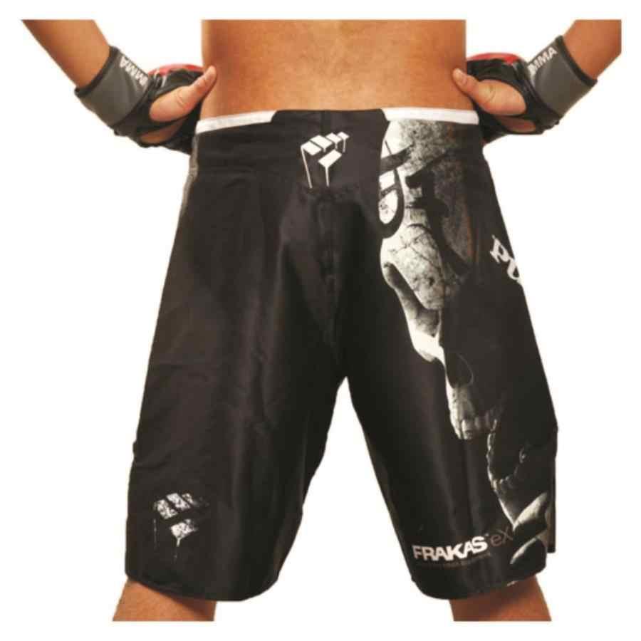 Sotf 2015 novo mma muay thai boxe luta shorts pantalones mma kick boxeo calções de boxe alta qualidade livre compras