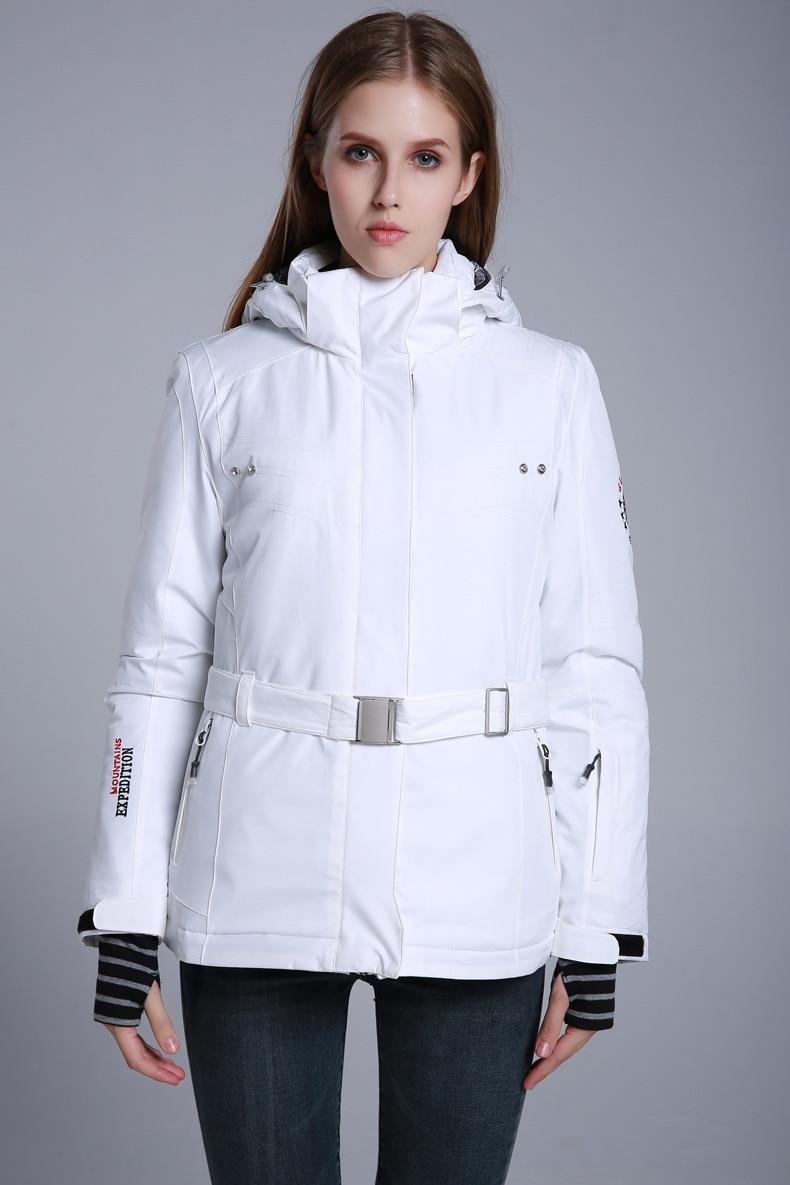 Ski jacket women snowboard windproof waterproof thermal warmer ski coat femals' outdoor sports hikingn jackets,free shipping