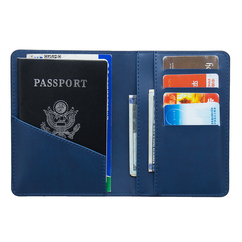 Usa Double-headed Eagle Convenient Pink Pu Leather Passport Holder Built In Rfid Blocking Protect Personal Information Clients First Back To Search Resultsluggage & Bags