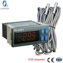 250V 10A digital Cold storage temperature controller ZL-620A