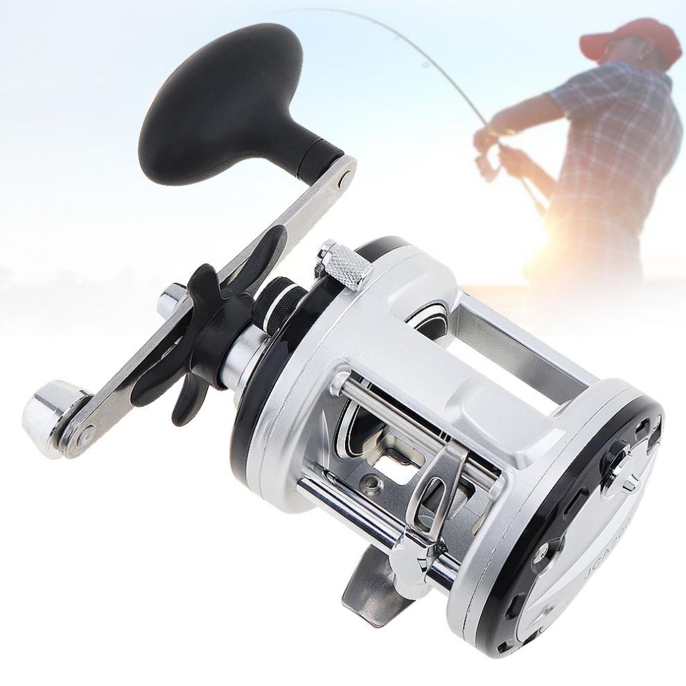 Катушка спиннинга 12 + 1 подшипник 5,6: 1 Правая рука колесо для троллового лова литье море рыболовные снасти